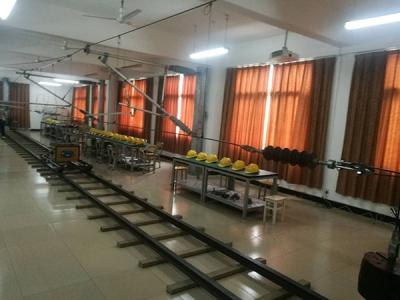 牵引供电实训室