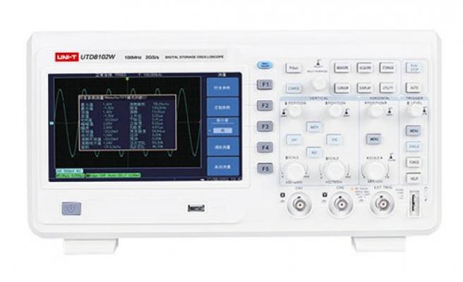 UTD8000B数字存储示波器