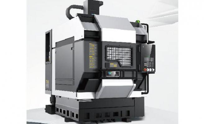 i5 M8智能多轴立式加工中心